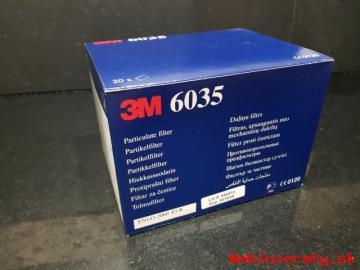 3M filter prachový