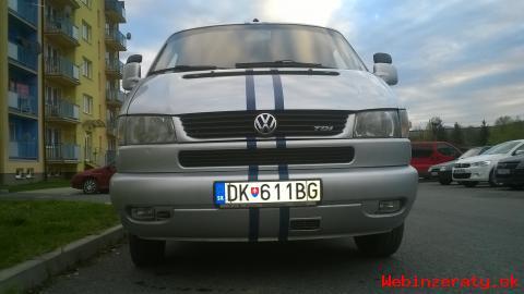 volkswagen T4 caravele 4*4 / rv.  2000