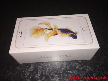 Pôvodný Brand New Apple iPhone 6S PLUS -