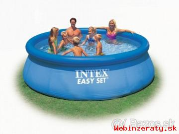 Predam malo pouzivany bazen INTEX