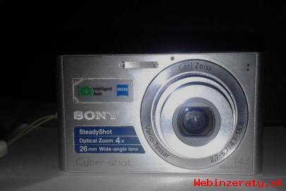 Sony Cyber-shot DSC-W320 digitálný fotoa