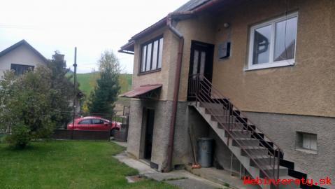 Na predaj- Rodinný dom Malatiná