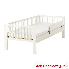 Predám detskú postel Ikea