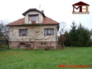 Obývateľný rodinný dom pri Dudinciach