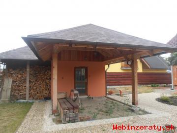 Novostavba RD v obci Batizovce, 845m2.