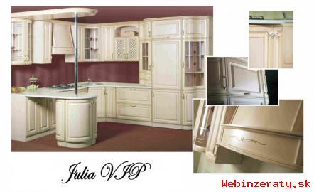 Kuchynská linka: Júlia VIP