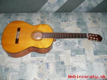 Klas.  gitara Yamaha CG142S a veci