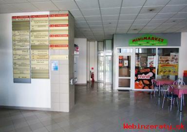 Administratívne priestory na prenájom