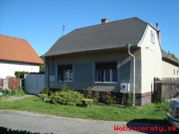 predám dom