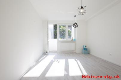 Rekonštrukcie bytov/domov