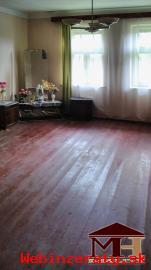 Chalupa/rodinný dom ČEKOVCE