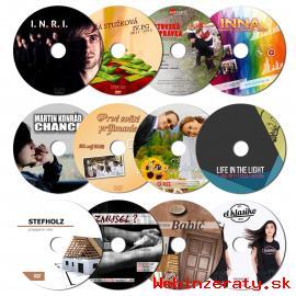 165c8ae62027 Potlač CD DVD Blu-ray