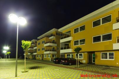 2-3-4 izbové byty priamo v SC od DEVELOP