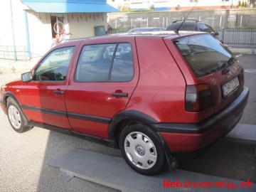 VW GOLF Plus 1. 6