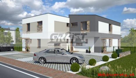 4-izb.  byt v novostavbe v Malinove