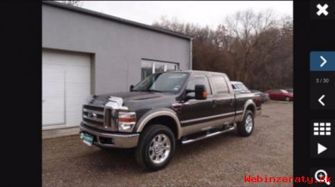 Ford F250 Truck- Texas Edition