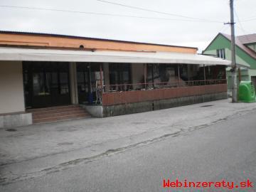 Obchodné priestory - centrum Malacky