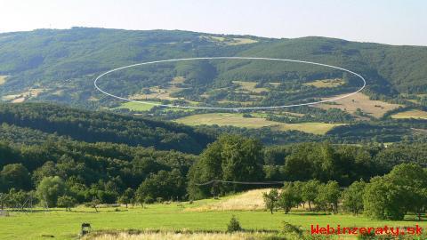 Pozemok 18 ha s územným plánovaním