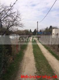 RK-GRAFT ponúka Murovanú chatu Ivanská