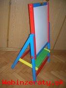 Tabule-velká obojstranná magnet, krieda,