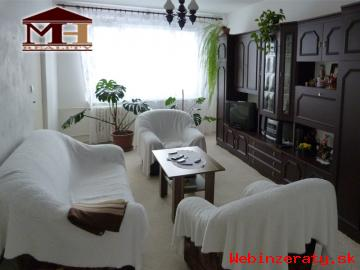 Predaj 2-izbový byt s balkónom Krupina