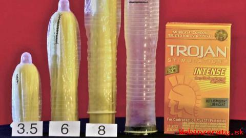 Opravy, čistenie a šitie kondómov.