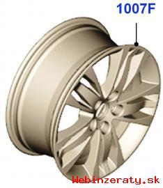 Hliníkové disky Ford
