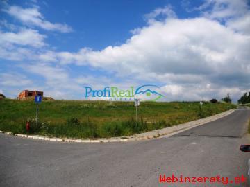 Na predaj stavebný pozemok v Kežmarku