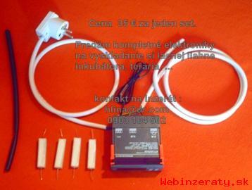 Lacna liahen- kompletna elektronika