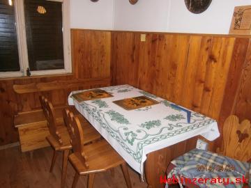 Rekreačná chata  pri Virtskom jazere