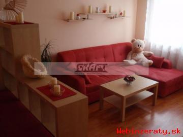 RK-GRAFT ponúka 1-izb. byt Plicková ul.
