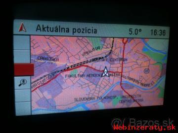 OPEL mapy Navi CD 2012 pre Opel Astra h,