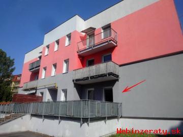 Byt 3 + KK s veľkou terasou + garážou