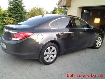 Predám Opel Insignia 2. 0 CDTI Diesel r.
