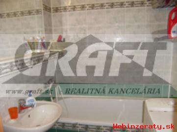 RK-GRAFT ponúka 2-izb.  byt Bodrocká ul.