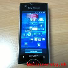 Sony Ericsson RAY black