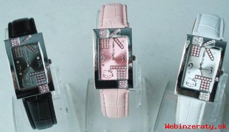 Elegantné Hello Kitty hodinky !