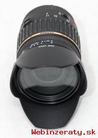Tamron 17-50mm f/2,8 pre CANON
