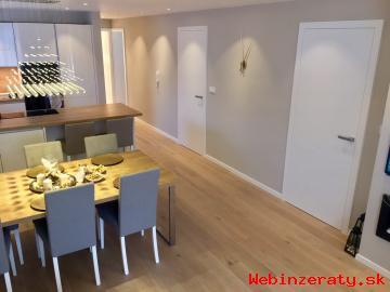 Interiérové dvere predaj a montáž BA