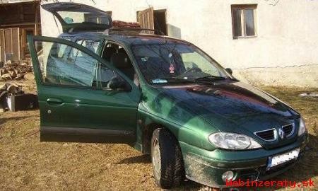 Lacno predam Renault Megane 1. 9 tdi kom