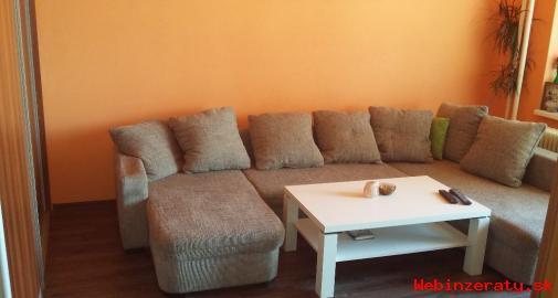 2-izbový byt, 5 min od centra, Loggia