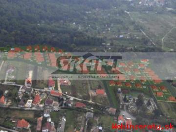 RK-GRAFT ponúka pozemok Marianka - Tálky
