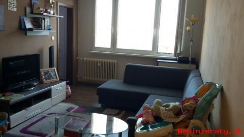 1,5 izbový byt, Lesnícka ulica, KR, 40m2