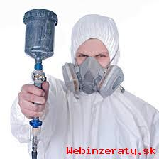 Práca pre lakýrníkov - turnusy, ČR