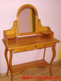 CASSANDRA - atraktívny kozmetický stolík