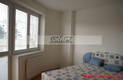 RK-GRAFT ponúka 2-izb.  byt Vážska ul.