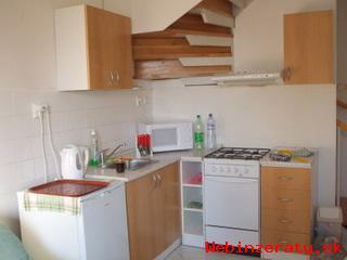 Predaj: 2. iz.  zariadený mezonetový byt
