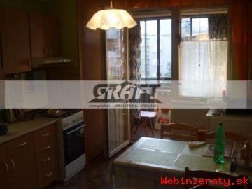 4-izb.  byt Karpatské nám.  - Rača