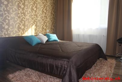 2 izbovy byt s parkovaním Nitra Čermáň