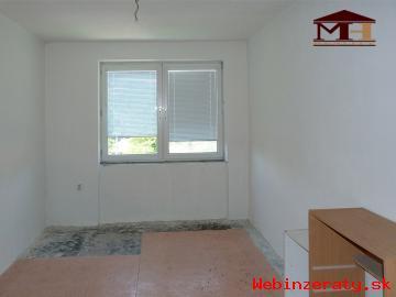 Predaj 3 izbový byt pri Krupine - Čekovc